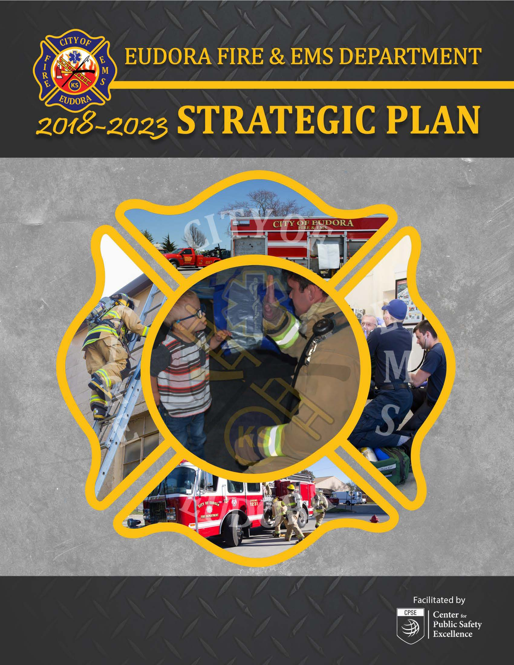 Eudora Strategic Plan 2018 - 2023