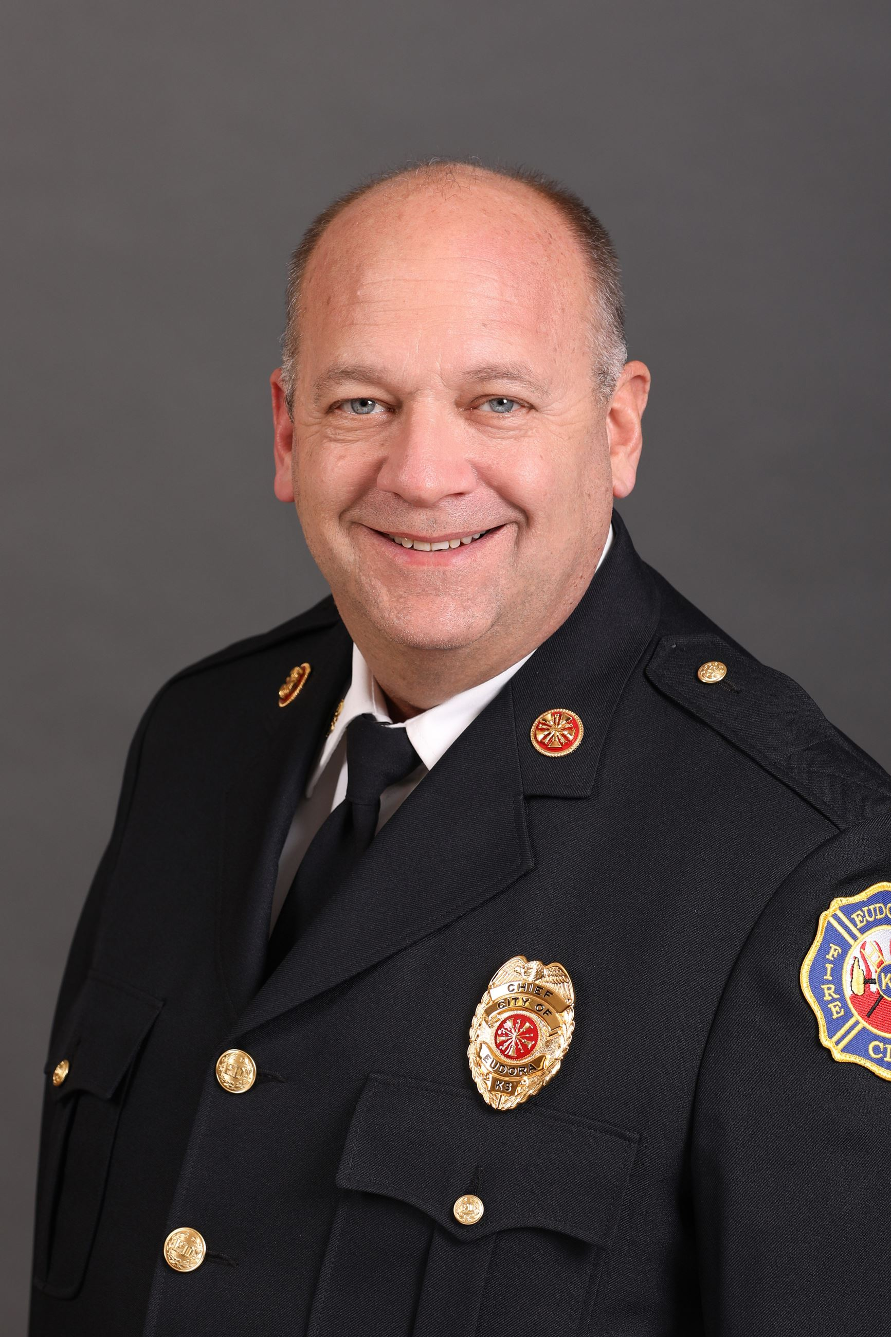 Ken Keiter Fire Chief