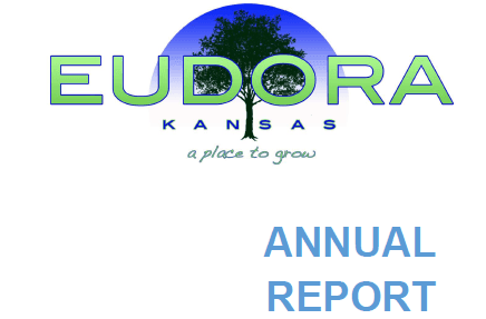 Annual Report Front Page