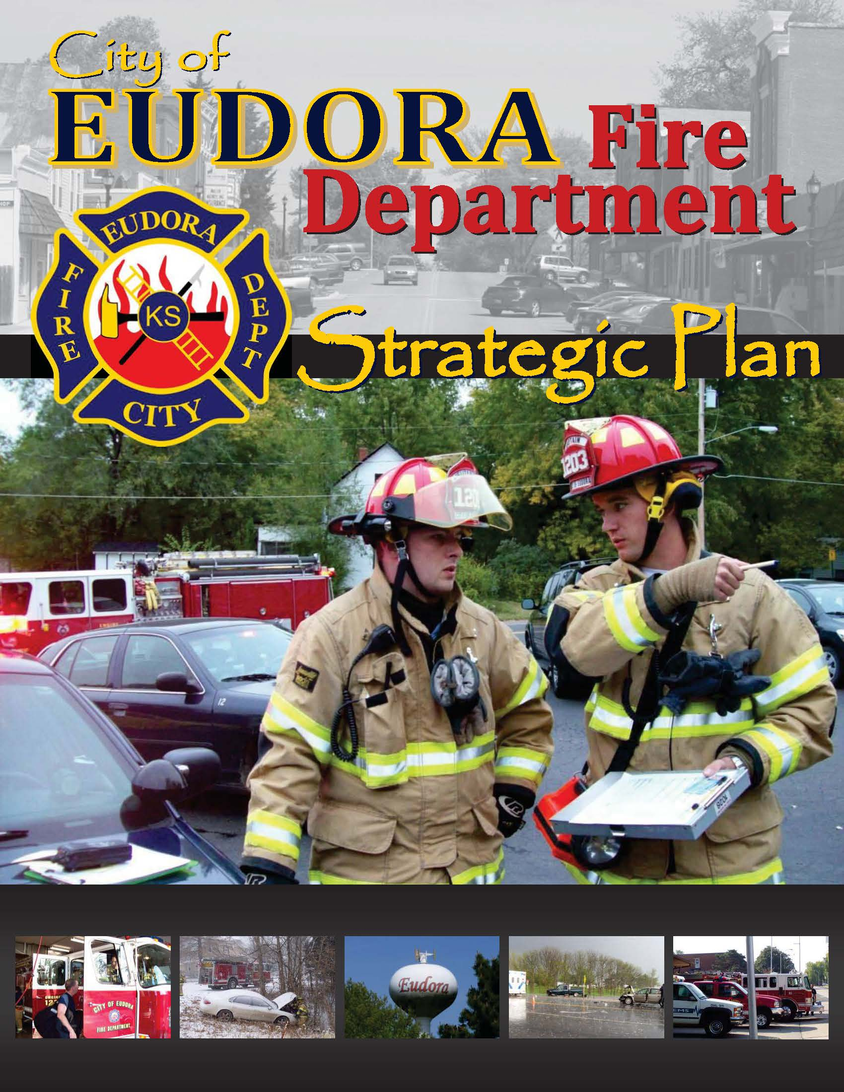 ECFD Strategic Plan Cover