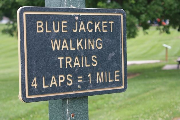 Blue Jacket Trails