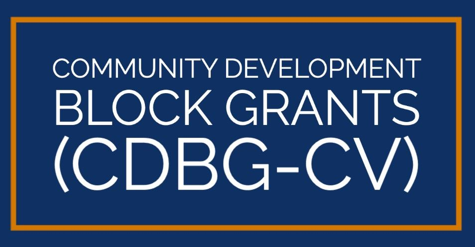 Community Development Block Grant - COVID-19 Opens in new window